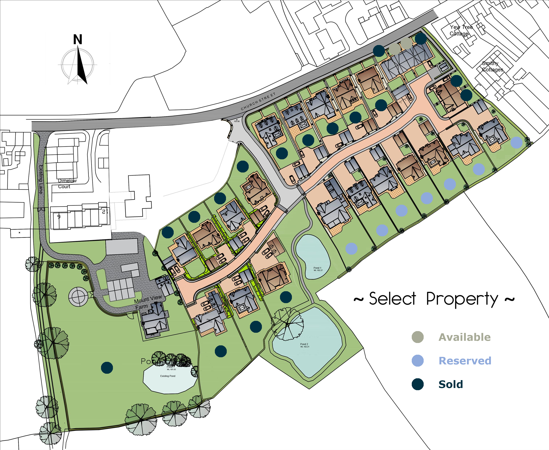 Malps Mount View Site Plan