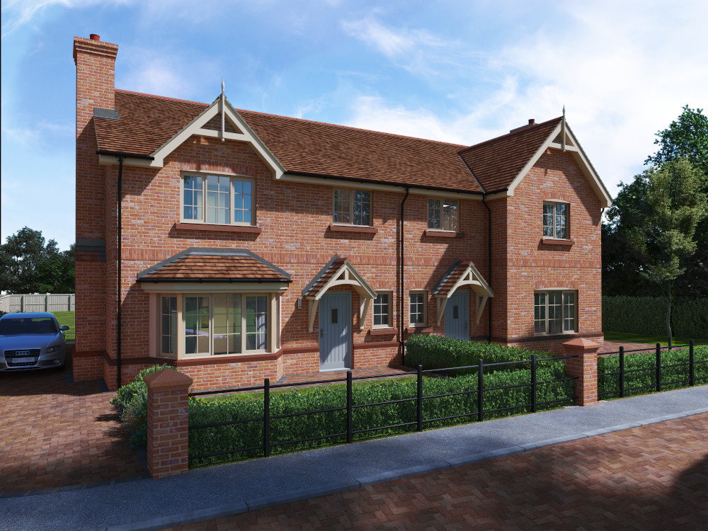 Appleyard & Kingfisher plots at Mount View Malpas