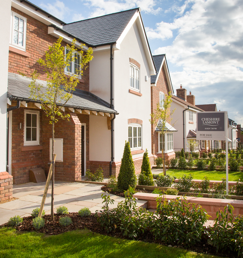 Roseberry Cottage on the Mount View development in Malpas